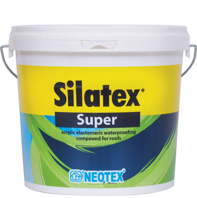 Silatex®Super Sơn chống thấm Acrylic